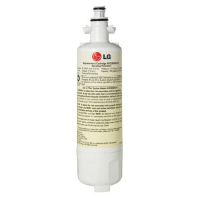 LG 200 Gallon Capacity Premium Ice and Water Filter