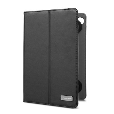 Lifeworks Black Turn Coat Folio for Tablets 7