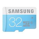 Samsung 32GB microSDHC Card 24.99