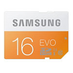 Samsung 16GB EVO SDHC Card 12.99