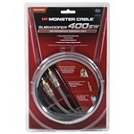 Monster Cable 6.56' Subwoofer High Performance Cable 29.95