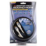 Monster Cable 3.28' HDMI 500HD High Speed Cable with Ethernet 39.95