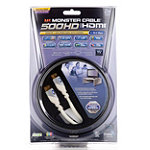 Monster Cable 6.56' HDMI 500HD High Speed Cable with Ethernet