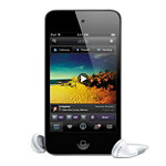 Apple iPod touch (4th generation) 32GB Black 244.95