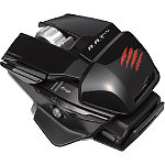 Mad Catz Gloss Black R.A.T.™ M Bluetooth® Gaming Mouse for PC and Mac® 129.99