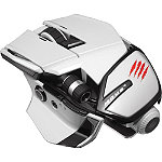 Mad Catz White M.O.U.S.™ 9 Bluetooth® Gaming Mouse for PC and Mac® 129.99