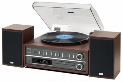 Teac Turntable Audio System with Bluetooth