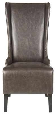 Safavieh Antique Brown Becall Dining Chair