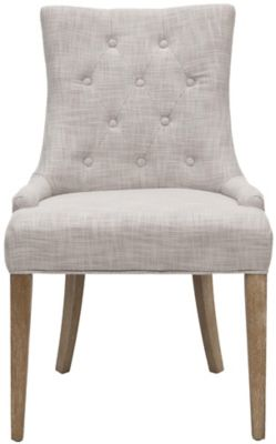 Safavieh Grey Becca Dining Chair