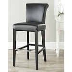 Safavieh Black Seth Bar Chair