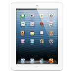 Apple iPad with 9.7' Retina Display, Wi-Fi 16GB White 429.95
