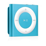 Apple iPod shuffle 2GB Blue 44.95