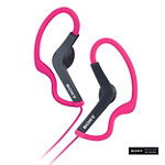 Sony Pink Active Sports Headphones 14.99