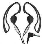 Sony Black Clip In-the-Ear Headphones 9.99