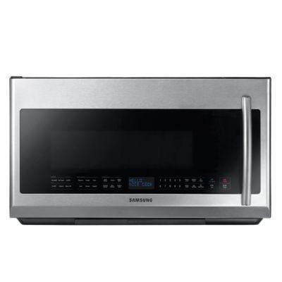 Samsung 2.1 Cu. Ft. 1,000-Watt Stainless Steel Over-the-Range Microwave