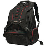 Mobile Edge 17.3' Black/Red Premium Backpack