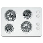 Maytag 30' Electric Cooktop with 2 Power Cook  Elements