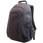 Mobile Edge 17.3' Black Eco-friendly Canvas Backpack