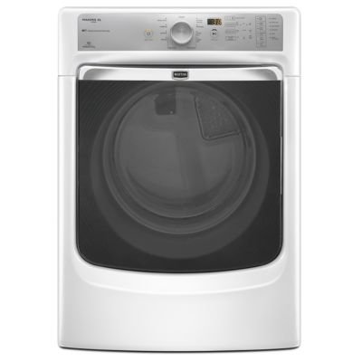 Maytag 7.4 Cu. Ft. Steam Electric Dryer (Pedestal Sold Separately)
