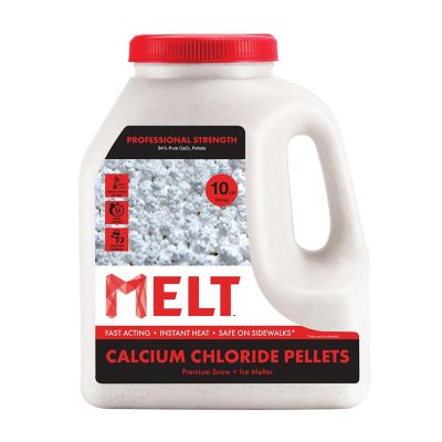 Snow Joe MELT 10 lb. Jug Calcium Chloride Pellets Ice Melter
