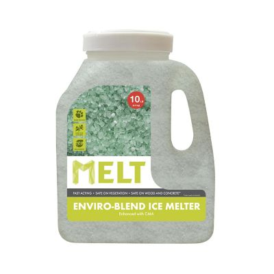 Snow Joe MELT 10-lb. Jug Premium Enviro-Blend Ice Melter with CMA