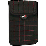 Mobile Edge 7' Black/Red Neogrid Tablet Sleeve