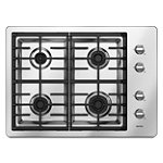 Maytag 30' Stainless Steel Gas Cooktop with 2 Power Cook Burners 729.00