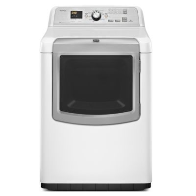Maytag 7.3 Cu. Ft. Bravos XL® Steam Gas Dryer