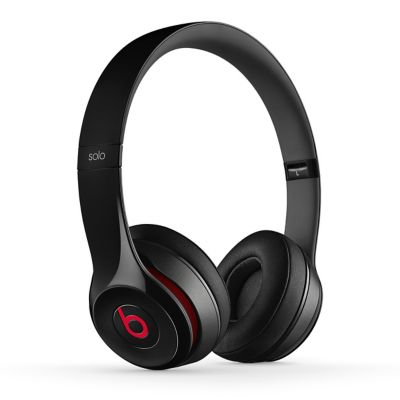 Beats by Dr. Dre Solo™ 2 Black On-Ear Headphones
