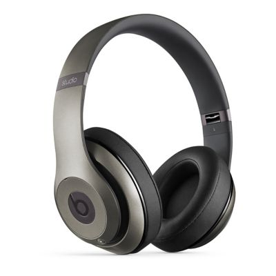 Beats by Dr. Dre Black Beats Studio™ Wireless Over-the-Ear Headphones