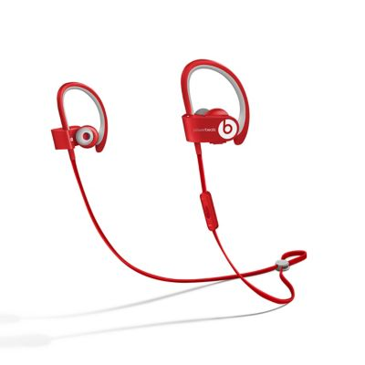 Beats by Dr. Dre Powerbeats2™ Red Wireless Headphones