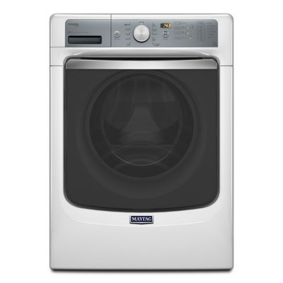 Maytag 4.5 Cu. Ft. Maxima® Front-Load Steam Washer (Pedestal Sold Separately)
