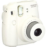 Fuji White Instax Mini 8 Camera