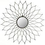 Safavieh Rustic Flower Mirror