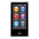 Apple iPod nano 16GB Space Gray 149.99