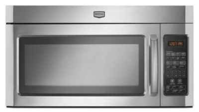 Maytag 2.0 Cu. Ft. 1000-Watt Stainless Steel Over-the-Range Microwave