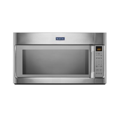 Maytag 2 Cu. Ft. 1000-Watt Stainless Steel Over-the-Range Microwave Oven