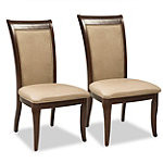 Steve Silver Moulin Dining Chairs Set of 2 266.00