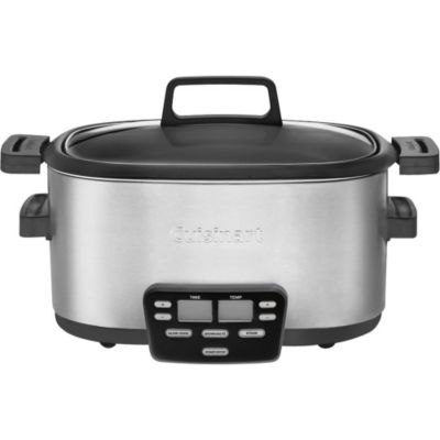 Cuisinart 6-Quart 3-in-1 Cook Central Multicooker