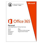 Microsoft Office 365 Personal Key Card (1 PC/Mac + 1 Tablet) 69.99