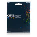 Microsoft Office Mac Home and Business 2011 Key Card (1 Mac) 219.99