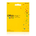 Microsoft Office Mac Home and Student 2011 Key Card (1 Mac) 139.99