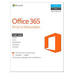 Microsoft Office 365 Personal 2016 for 1 PC or Mac, 1 Tablet, and 1 Phone