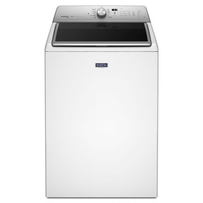 Maytag 5.3 Cu. Ft. Steam Top-Load Washer