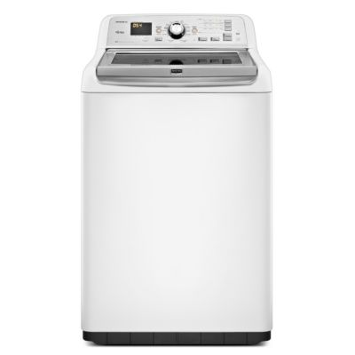 Maytag Bravos XL® 4.8 Cu. Ft. High-Efficiency Top-Load Washer