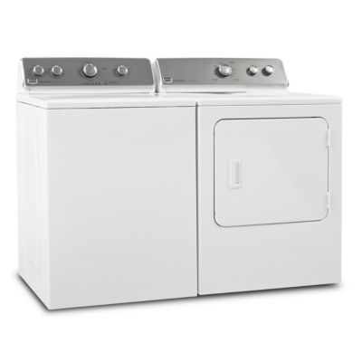 Maytag 3.6 Cu. Ft. Top-Load Washer and 7 Cu. Ft. Electric Dryer