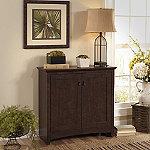 Bush Madison Cherry Buena Vista Storage Cabinet