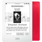 Kobo Glo 6' Pink E Ink Touchscreen eReader with ComfortLight 129.99