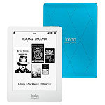 Kobo Glo 6' Blue E Ink Touchscreen eReader with ComfortLight 129.99