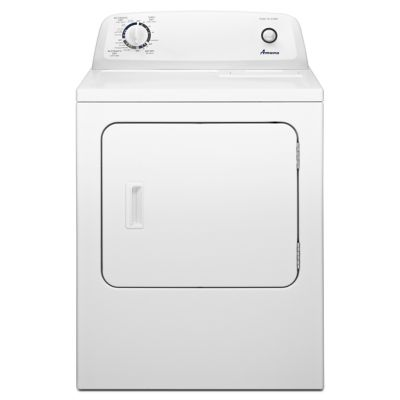 Special Buy! Amana 6.5 Cu. Ft. Electric Dryer